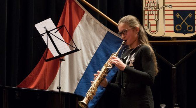 Uitstekende prestaties op Solistenconcours Bladel
