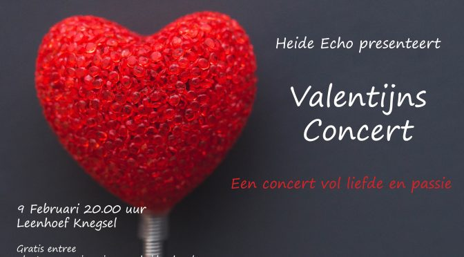 Valentijnsconcert 2019