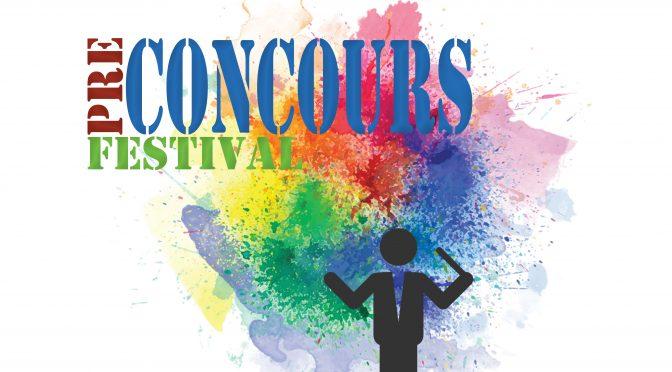 PreConcoursfestival 27 oktober 2019
