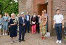 Serenade voor 60-jarig huwelijk Beschermvrouw & Beschermheer